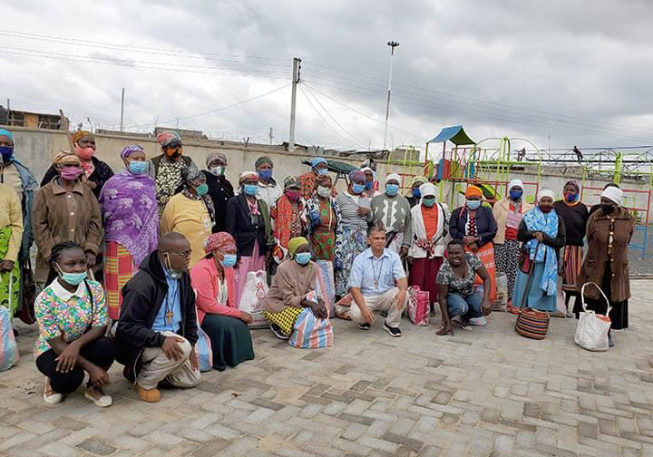 Missionary work in Kenya MOP