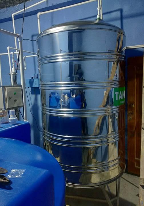 Ecuador Drinking water project