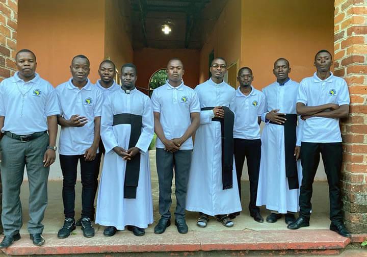 Seminarians_SMA_Zambia Seminary