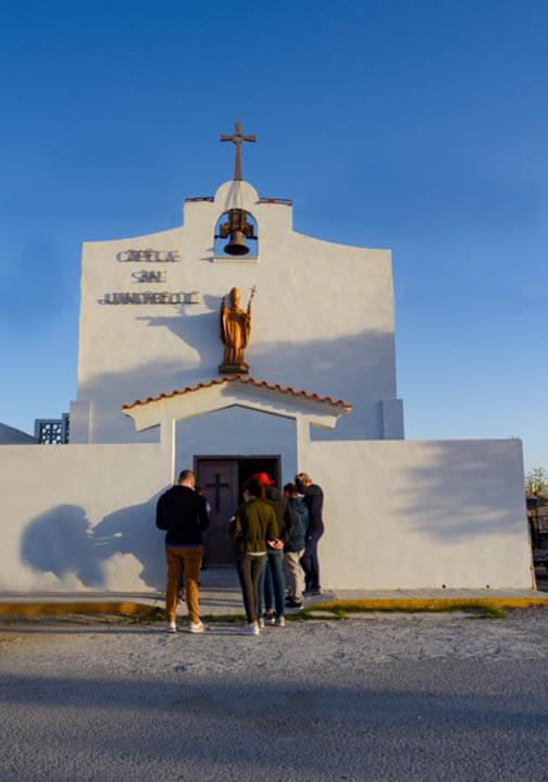 Camino San José México Pilgrimage s3