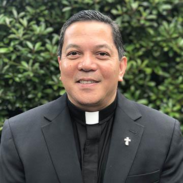 Deacon Rick Medina