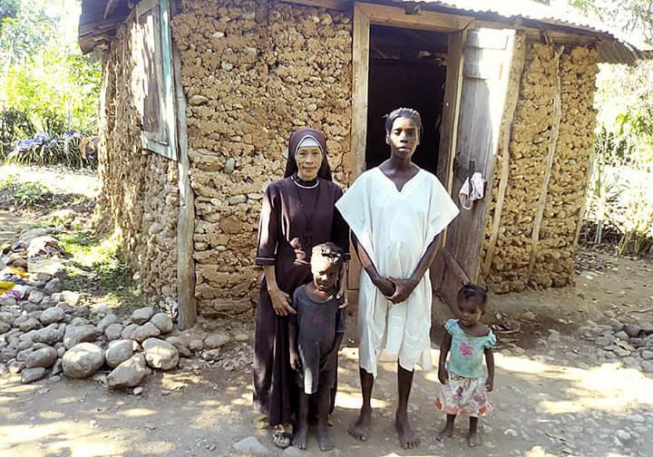 Haiti CFSOP missionary work