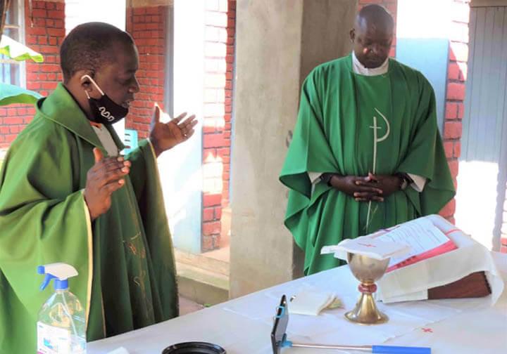 Broadcast the Mass Project in Uganda