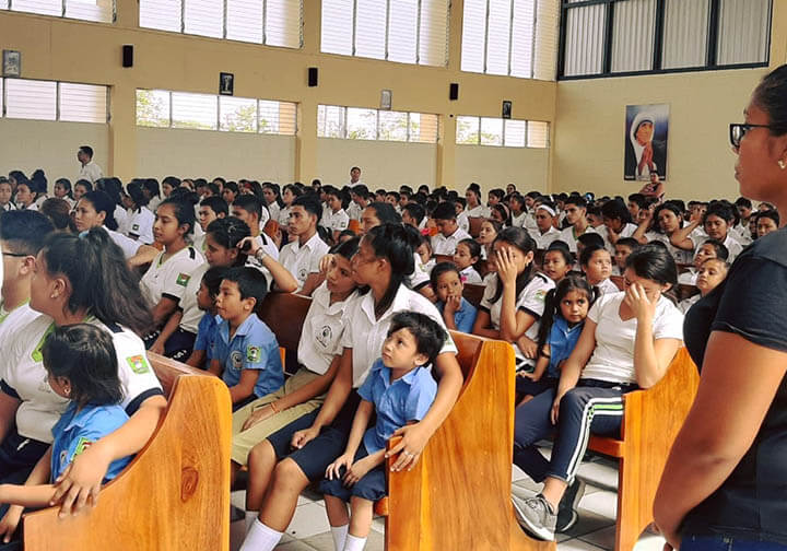 """Mano Amiga (""""Helping Hands"""") has been delivering high-quality Catholic educational environments"""